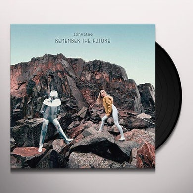 ionnalee REMEMBER THE FUTURE Vinyl Record