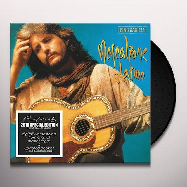 Pino Danile MASCALZONE LATINO Vinyl Record