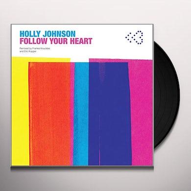 Holly Johnson FOLLOW YOUR HEART Vinyl Record - UK Release