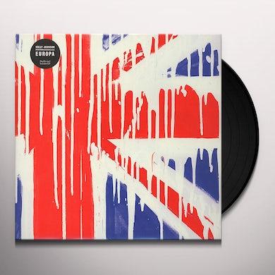 Holly Johnson EUROPA Vinyl Record