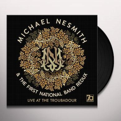 Michael Nesmith LIVE AT THE TROUBADOUR Vinyl Record