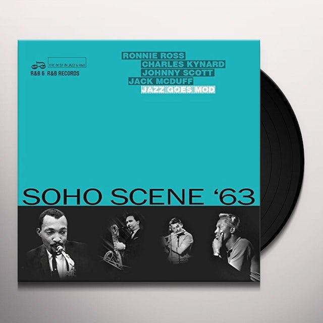 SOHO SCENE '63 (JAZZ GOES MOD) / VARIOUS