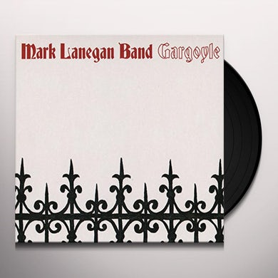 Mark Lanegan GARGOYLE Vinyl Record