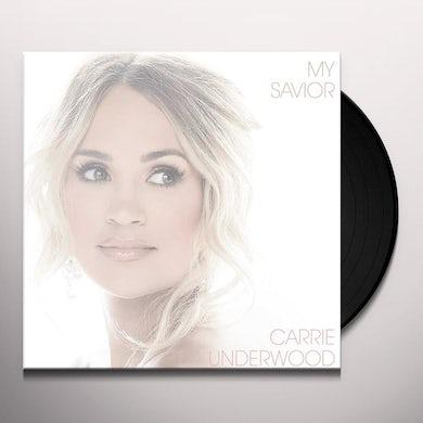 Carrie Underwood My Savior (White 2 LP) Vinyl Record