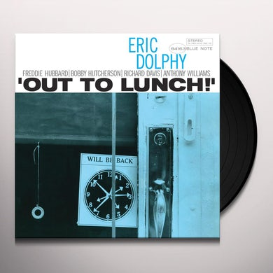 Out To Lunch (Blue Note Classic Vinyl Series) (LP) Vinyl Record