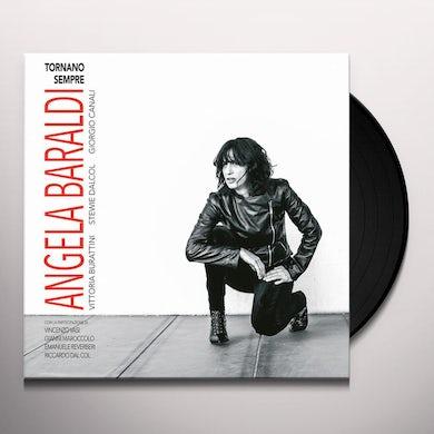Angela Baraldi TORNANO SEMPRE Vinyl Record