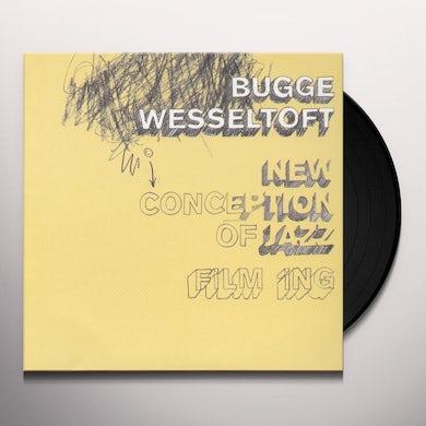 Bugge Wesseltoft FILM ING Vinyl Record
