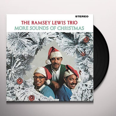 Ramsey Lewis More Sounds of Christmas (LP) Vinyl Record