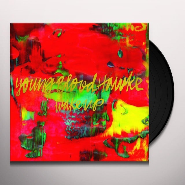 Youngblood Hawke WAKE UP Vinyl Record