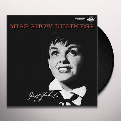 Judy Garland Miss Show Business Vinyl Record