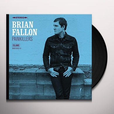 Brian Fallon PAINKILLERS Vinyl Record