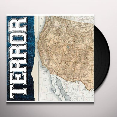 Terror LIVE IN SEATTLE Vinyl Record