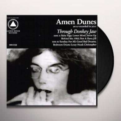 THROUGH DONKEY JAW Vinyl Record