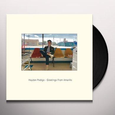 Hayden Pedigo GREETINGS FROM AMARILLO Vinyl Record