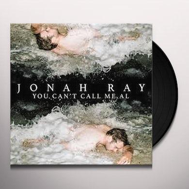 Jonah Ray You Can't Call Me Al Vinyl Record