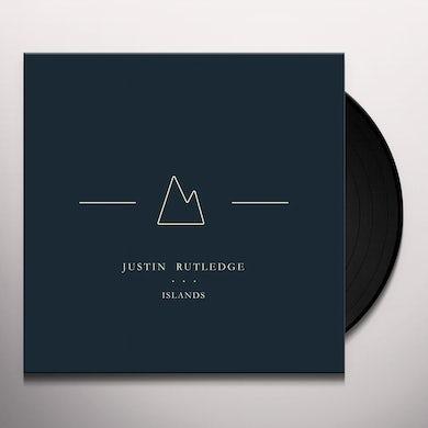 Justin Rutledge ISLANDS Vinyl Record