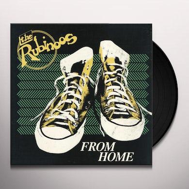 Rubinoos FROM HOME (FIRST PRESSING SPLATTER VINYL) Vinyl Record