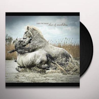 Over The Rhine LOVE & REVELATION Vinyl Record