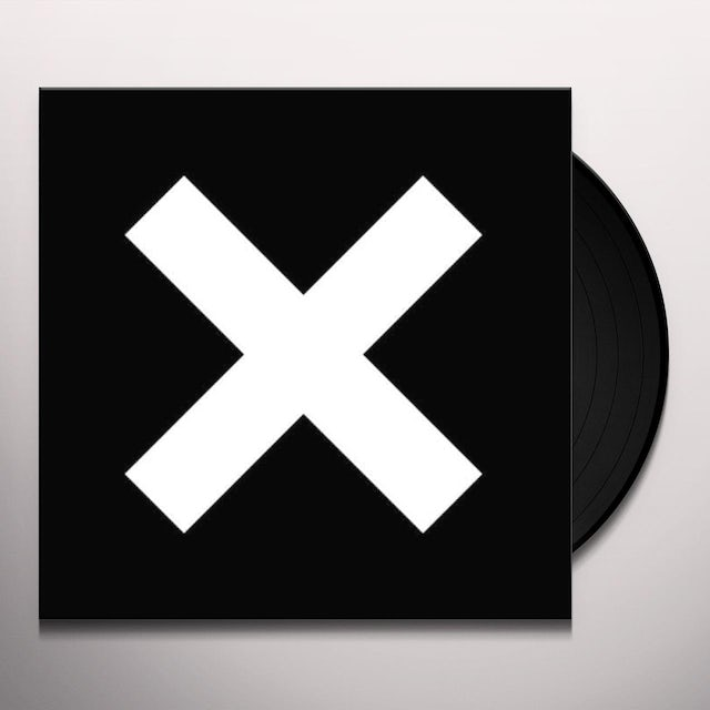 The xx Vinyl Record