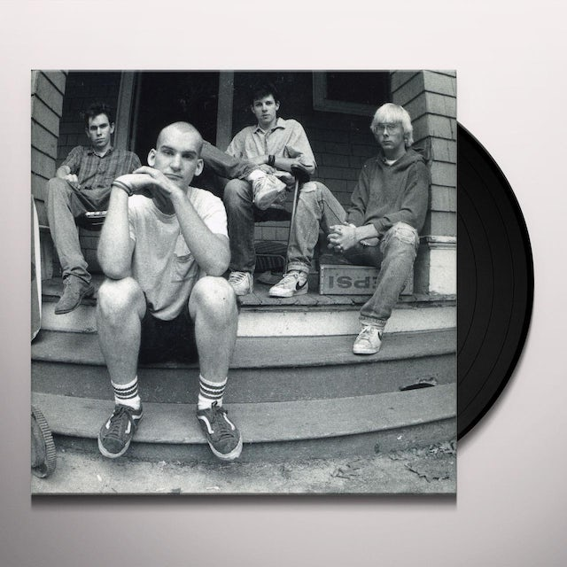 Minor Threat SALAD DAYS Vinyl Record