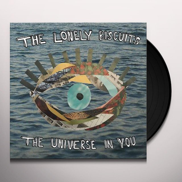 Lonely Biscuits UNIVERSE IN YOU Vinyl Record