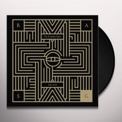 Ras G EL AYLIEN TAPES VOL. 1 & 2 Vinyl Record