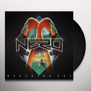 Nero REACHING OUT Vinyl Record - UK Release