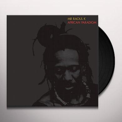 AFRICAN PARADIGM Vinyl Record