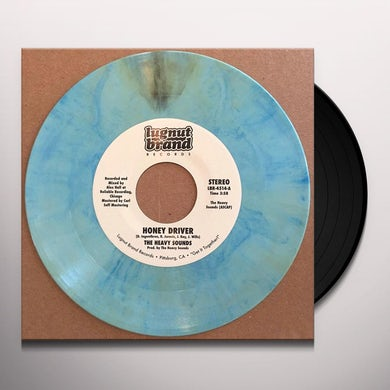 Heavy Sounds Honey Vinyl Record