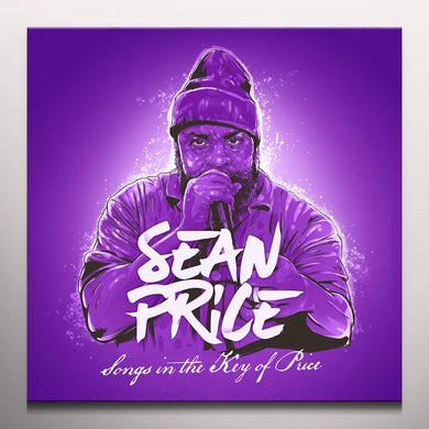 Sean Price SONGS IN THE KEY OF PRICE Vinyl Record