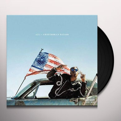 Joey Badass ALL-AMERIKKKAN BADASS Vinyl Record