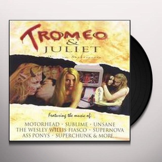Tromeo & Juliet / O.S.T. (Lt Ed) Vinyl Record
