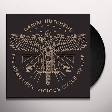 Daniel Hutchens BEAUTIFUL VICIOUS CYCLE OF LIFE Vinyl Record