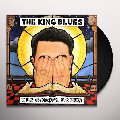 The King Blues GOSPEL TRUTH Vinyl Record