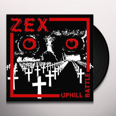 ZEX UPHILL BATTLE Vinyl Record