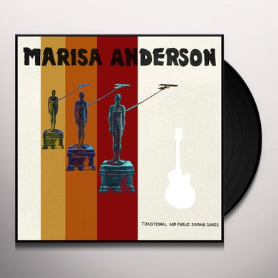 Marisa Anderson TRADITIONAL & PUBLIC DOMAIN SONGS Vinyl Record