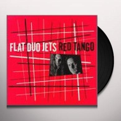 Flat Duo Jets RED TANGO Vinyl Record