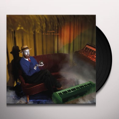 Musette A COSMIC SERENADE Vinyl Record