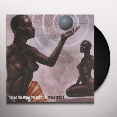 Fat Jon WAVE MOTION Vinyl Record