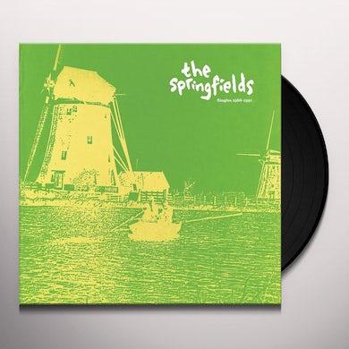 Springfields SINGLES 1986-1991 Vinyl Record