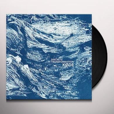 Kode DISCRETE TRANSFORMATION Vinyl Record