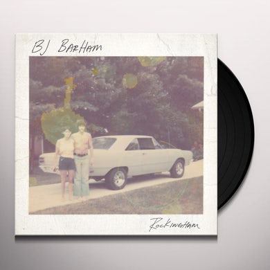 Bj Barham ROCKINGHAM Vinyl Record