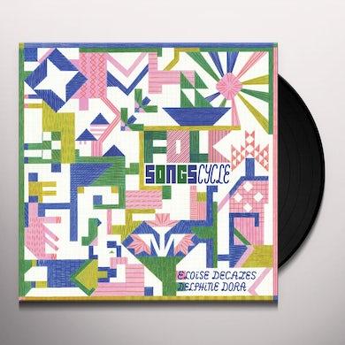 Eloise Decazes / Delphine Dora SONGS CYCLE Vinyl Record