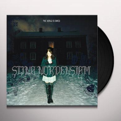 Stina Nordenstam WORLD IS SAVED Vinyl Record