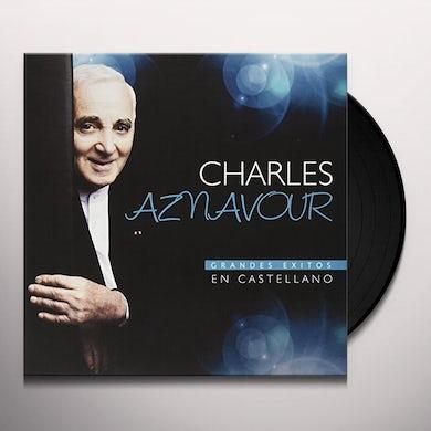 GRANDES EXITOS EN CASTELLANO Vinyl Record