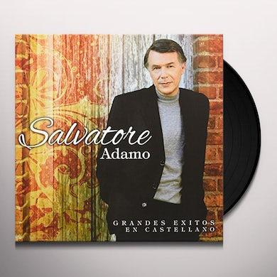 Salvatore Adamo GRANDES EXITOS EN CASTELLANO Vinyl Record