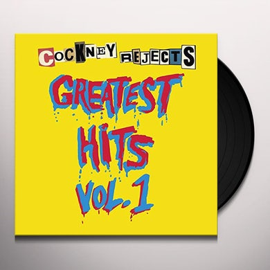 GREATEST HITS VOL 1 Vinyl Record