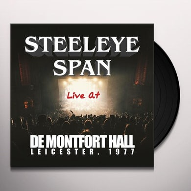 LIVE DE MONTFORT HALL -LEICESTER 1977 Vinyl Record