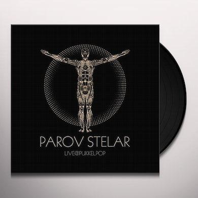 Parov Stelar LIVE AT PUKKELPOP 2015 Vinyl Record