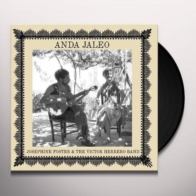 Josephine Foster And The Victor Herrero Band ANDA JALEO Vinyl Record